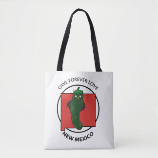 OWL FOREVER LOVE NEW MEXICO BAG