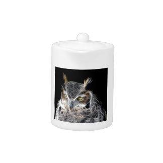 owl fractal design