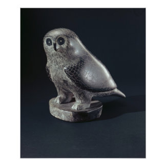 Owl, from Cape Dorset Poster
