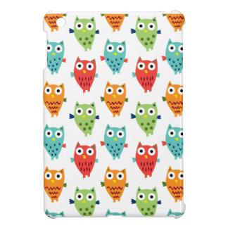 Owl Fun iPad mini case