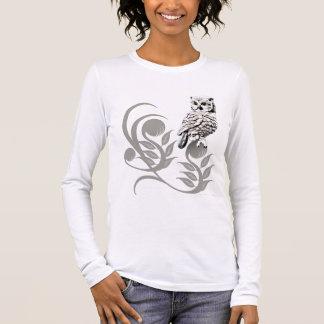 Owl Graphic Art Shirts