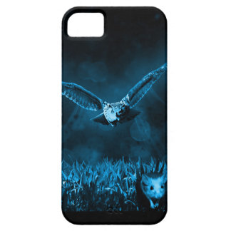 Owl Hunting Barely There iPhone 5 Case