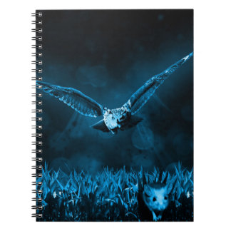 Owl Hunting Notebook