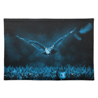 Owl Hunting Placemat