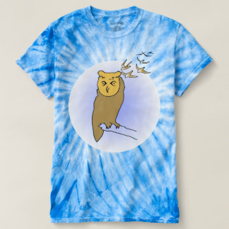 Owl in a Night Sky T-Shirt