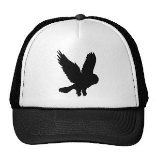 Owl in Flight Hat