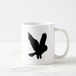 Owl in Flight Mugs