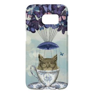 Owl In Teacup 2