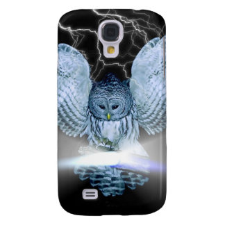 OWL in the DARK Galaxy S4 Case