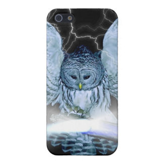 OWL in the DARK iPhone 5 Covers