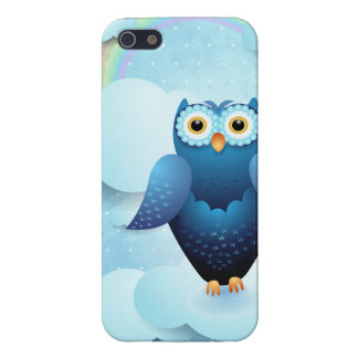 Owl in the sky case for iPhone 5/5S