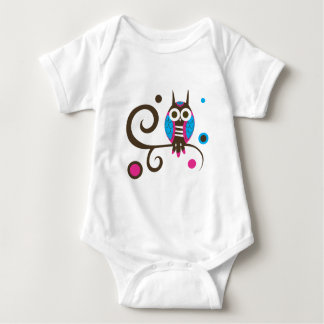 Owl Infant/Creeper Infant Creeper