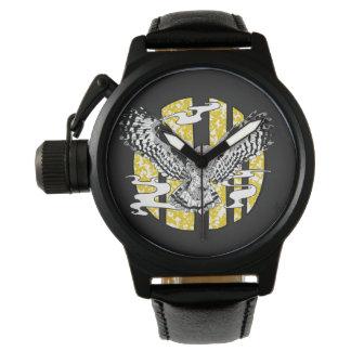 owl inspiration wristwatch