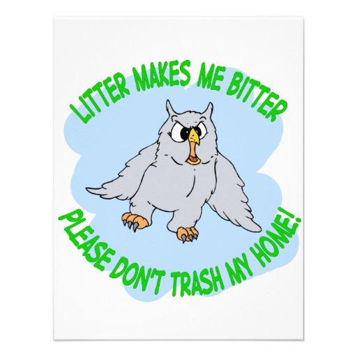 owl announcements