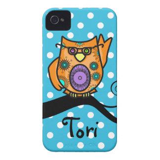 Owl iPhone 4 Case