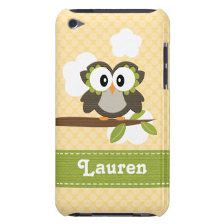 Owl iPod Touch 4th Generation Gen Case Mate Cover iPod Touch Cover