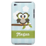 Owl iPod Touch 4th Generation Gen Case Mate Cover