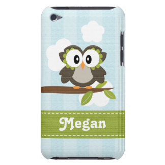 Owl iPod Touch 4th Generation Gen Case Mate Cover iPod Touch Covers