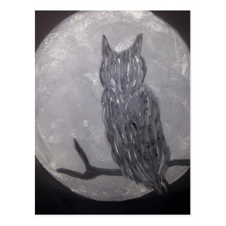Owl.jpg Postcard
