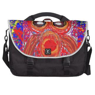 OWL Kids Art Inspire your KIDS Laptop Commuter Bag