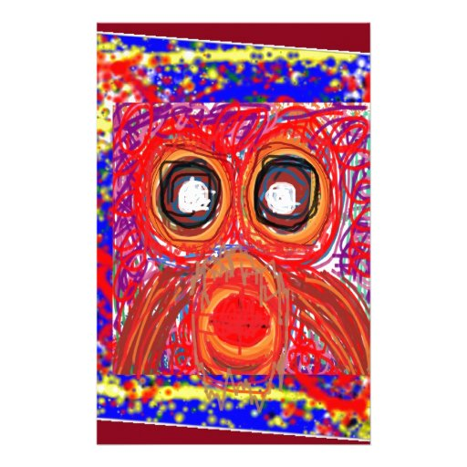 OWL Kids Art : Inspire your KIDS Stationery Paper