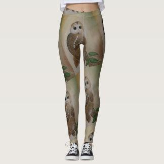 Owl Leggins Leggings
