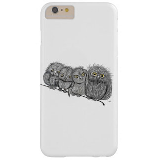 Owl line barely there iPhone 6 plus case