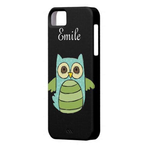Owl Love iPhone 5 Cases