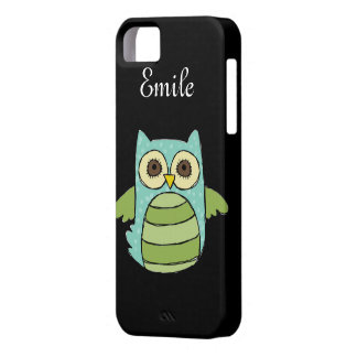 Owl Love iPhone 5 Covers