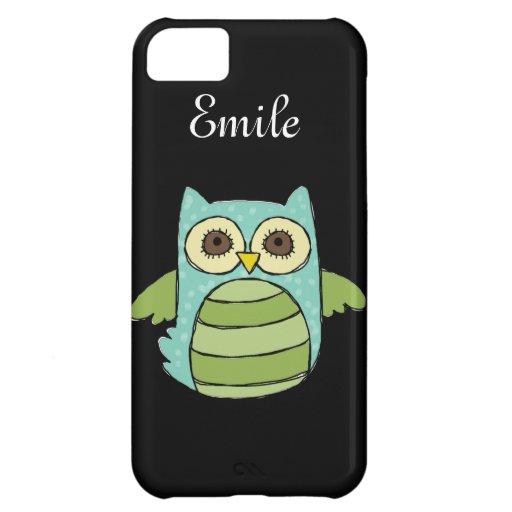Owl Love iPhone 5C Cases