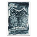 Owl Love Photo Print