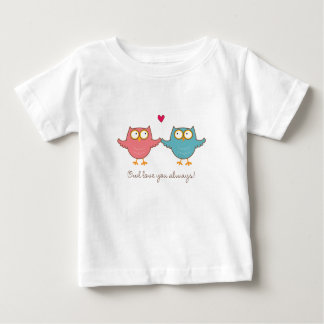 owl love you t shirts