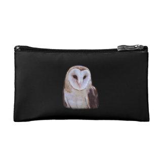 owl makeup bag