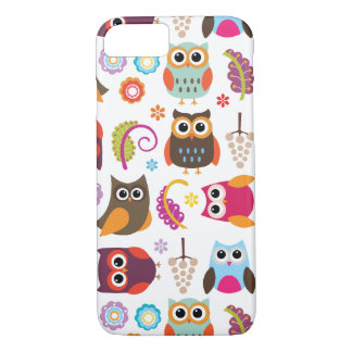 Owl Meeting Barely There iPhone 7 case