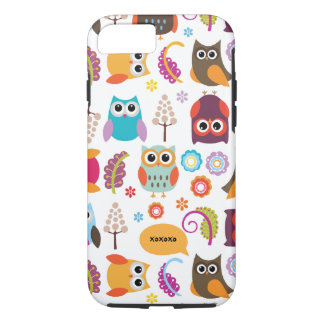 Owl Meeting Vibe iPhone 7 case