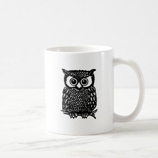 Owl Mug.