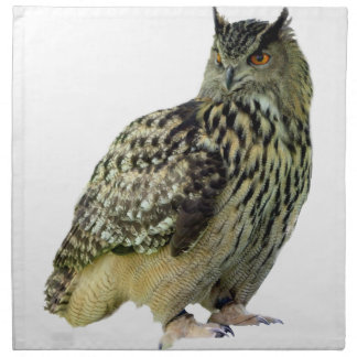 Owl Napkin
