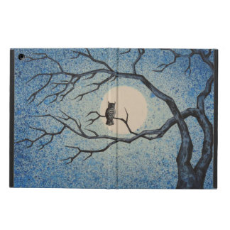 Owl Night-watch Case For iPad Air