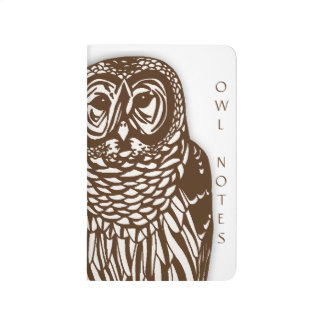Owl Notes Journal