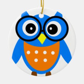 Owl Ornament Version 3