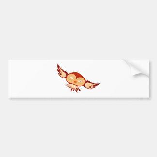 Owl owl bumper stickers