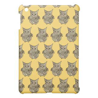 Owl Pattern iPad Mini Covers