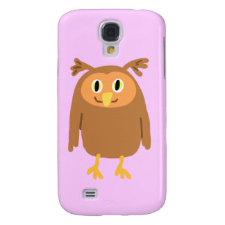 Owl Phone Cover fits IPhone 3G/3GS Galaxy S4 Cases