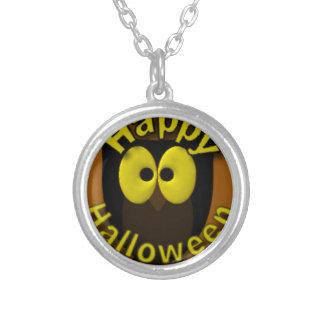 Owl Picture Pendant