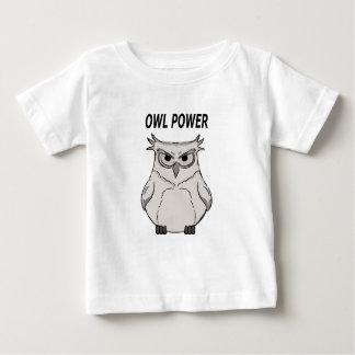 owl power baby T-Shirt