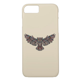 Owl print iPhone 8/7 case