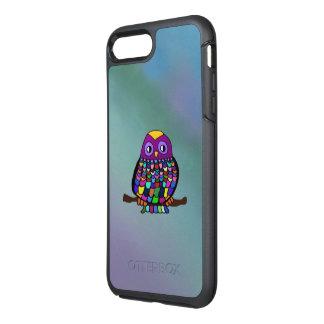 Owl Rainbow OtterBox Symmetry iPhone 8 Plus/7 Plus Case