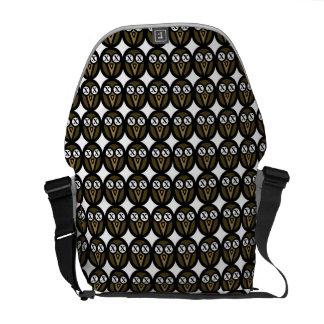 Owl Rickshaw Messenger Bag