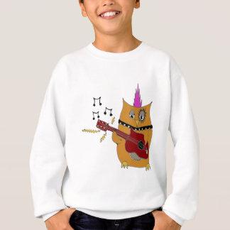 Owl Right Now Baby Rocker Owl Sweatshirt