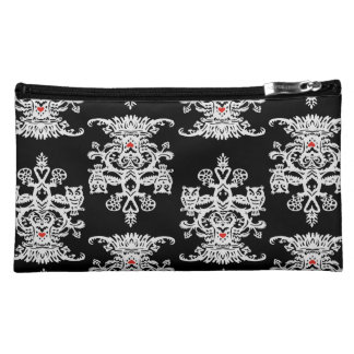 Owl`s hollow cosmetic bag